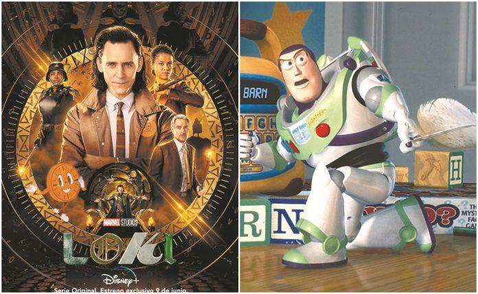 ¿Qué tienen en común Loki y Buzz Lightyear?