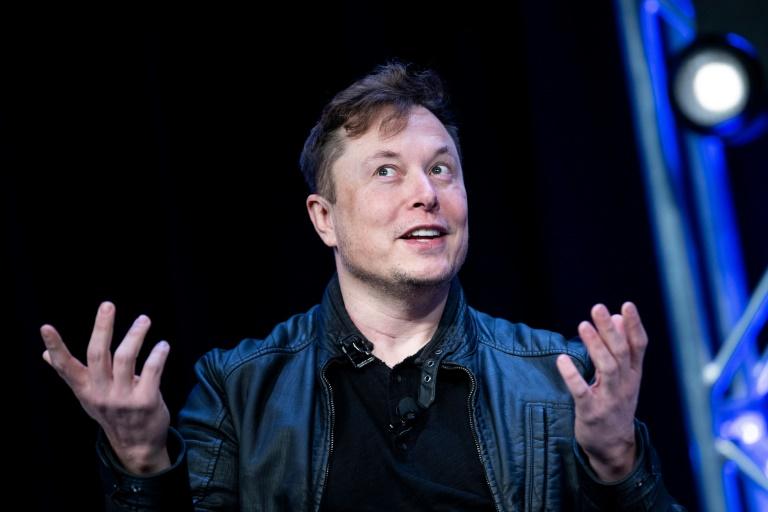 Elon Musk in Washington, March 9, 2020