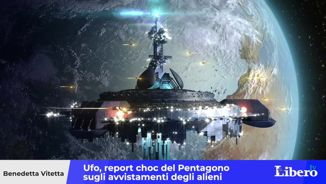 Other than science fiction, the Pentagon's surprising UFO report