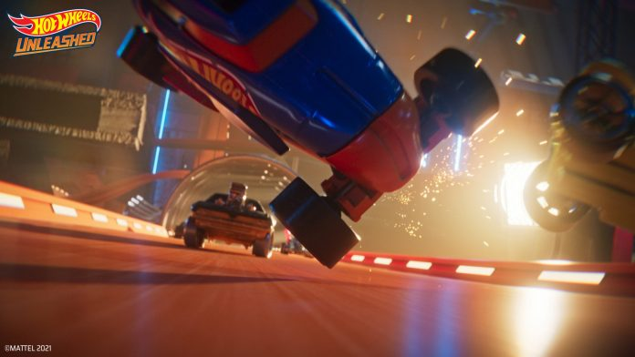 Hot Wheels Unleashed introduces its own video skate park