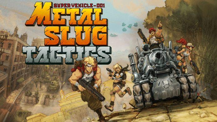 Swipe pixel art for metal slug tactic