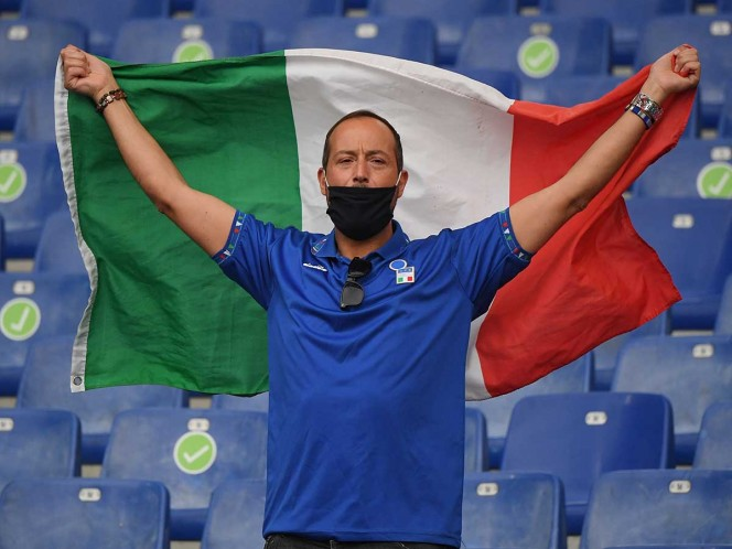 Replay of the match between Turkey and Italy (Euro)