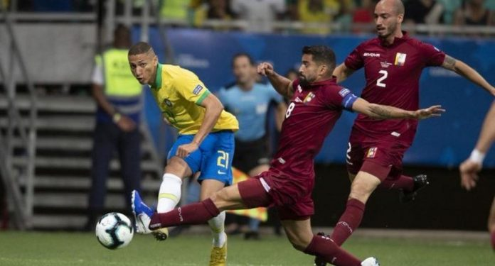 Previous |  Venezuela vs.  Brazil: date, time and channel of the Copa America 2021 match |  Directv Sports, TLT |  Brazil vs.  Venezuela NCZD DTBN |  Total Sports