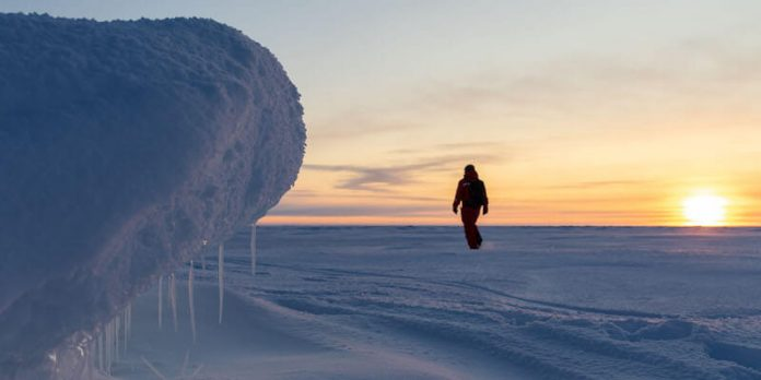 We may have crossed the point of no return at the North Pole