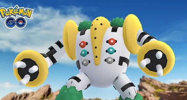 Pokémon GO : Événement sur le thème du solstice avec Regigigas dans les Raids !