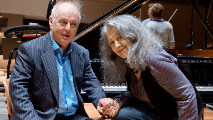 An emotional introduction to the Martha Argerich Festival in Hamburg    NDR.de