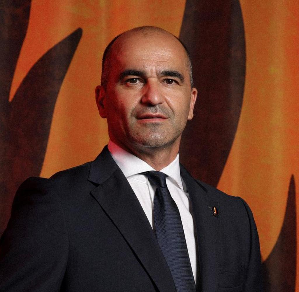 TUBIZ, Belgium - JUNE 08: Roberto Martinez, coach of Belgium, stands during the official day of UEFA Euro 2020 media access on June 8, 2021 in Tubize, Belgium.  (Photo by Simon Hoffman - UEFA/UEFA via Getty Images)