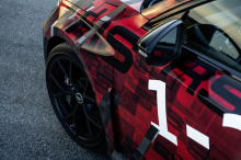 Audi RS 3 Sportback Tango Red Camouflage
