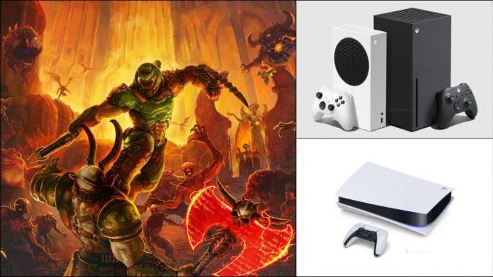 Doom Eternal partage les détails techniques de sa version pour PS5 et Xbox Series X