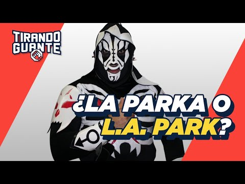 Who is the real LA Park?  |  glove throw |  S1EP15