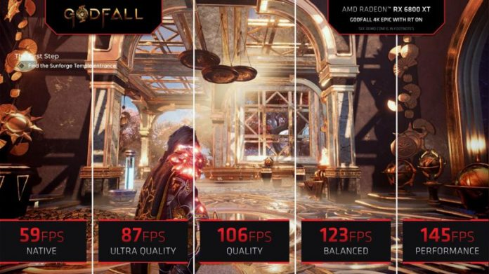 AMD Fidelity FX Super Resolution Can Bring More Life to Your Graphics Card, Even If It's NVIDIA