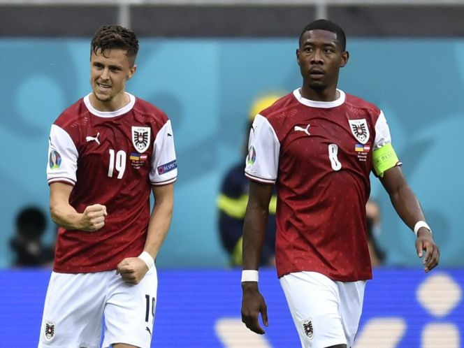 Austria advances and meets Italy in the round of 16    Carpentry