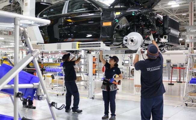 BMW en San Luis Potosí busca ser la primera planta neutral cero emisiones
