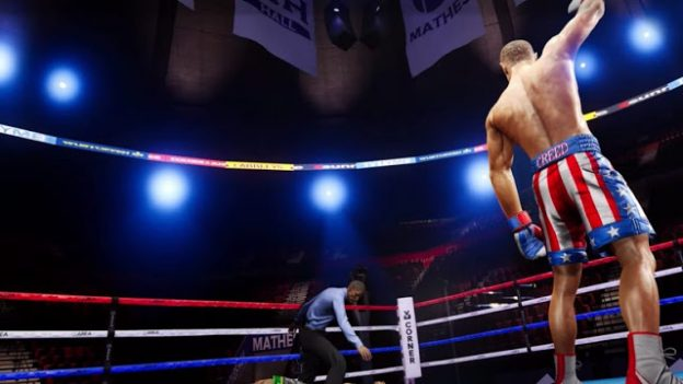 Big Rumble Boxing: Creed Champions will be released on September 3rd!