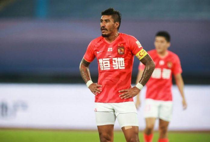 Brazilian Paulinho leaves the Chinese club