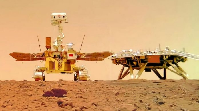 China focuses on space exploration