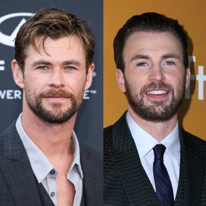 Chris Hemsworth's Amazing Joke About Chris Evans On His 40th Birthday - E!  latino online