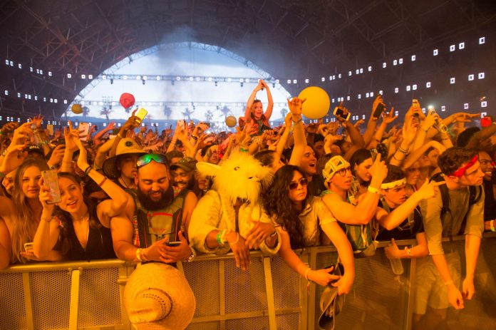 Coachella has been postponed for the fourth time