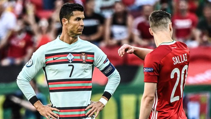 Cristiano Ronaldo sets new European Championship record: Portugal superstar used in fifth final