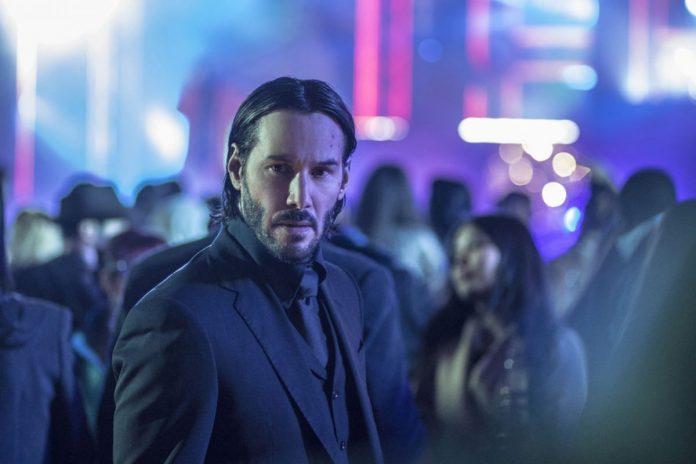 Donnie Yen joins Keanu Reeves in John Wick 4