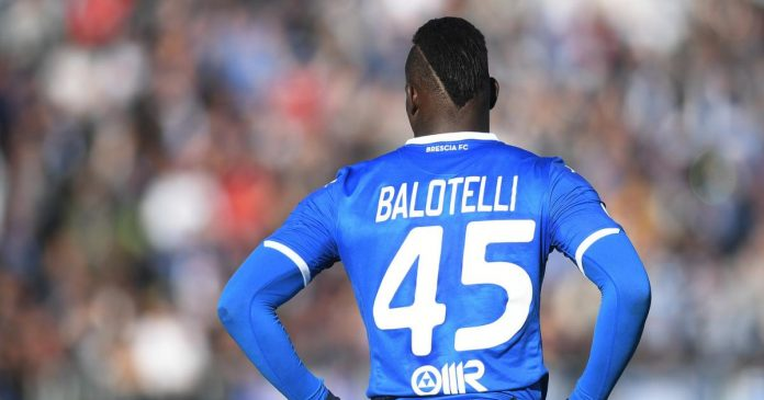 Eternal talent and striker scandal: Balotelli will not leave Italy