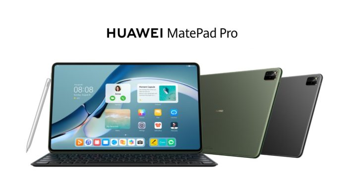 Huawei MatePad Pro 12.6: The new advanced tablet with Harmony OS