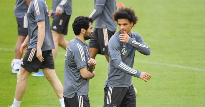 Ilke Kundogan wants Joachim Low: Leroy Sane needs rhythm