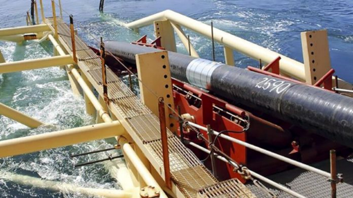 It will connect a submarine cable between Europe and Brazil: it will transmit web data