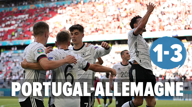 Live broadcast between Portugal and Germany: the Germans scored, I repeat, the Germans scored