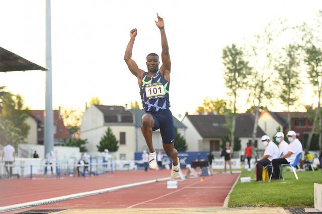 Montreuil: Lamote and Raffin hit Tokyo minimum, Zango's MPM in triple jump