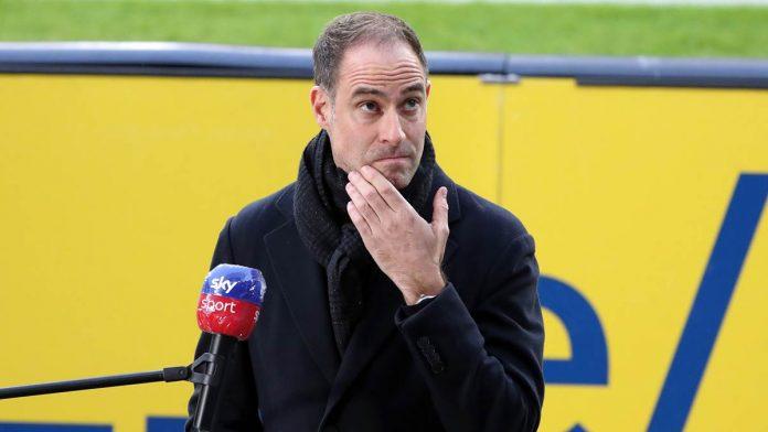 Oliver Mintzlaff sucht einen Sportdirektor.