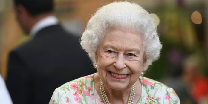 Queen Elizabeth made the G7 leaders laugh