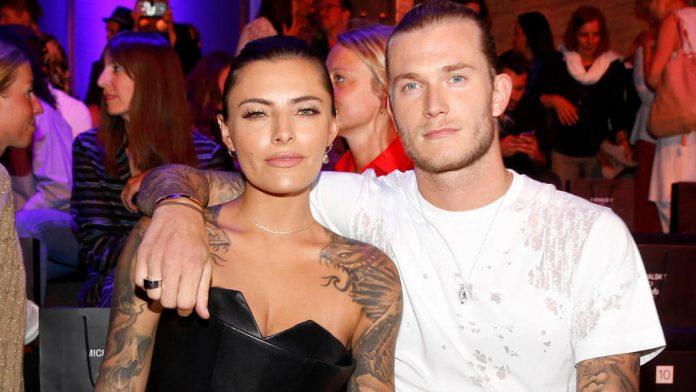 Sofia Tomala and Loris Karius have split up