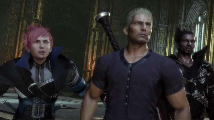 Strange Origins of Paradise Final Fantasy: Demo, gameplay and chaos
