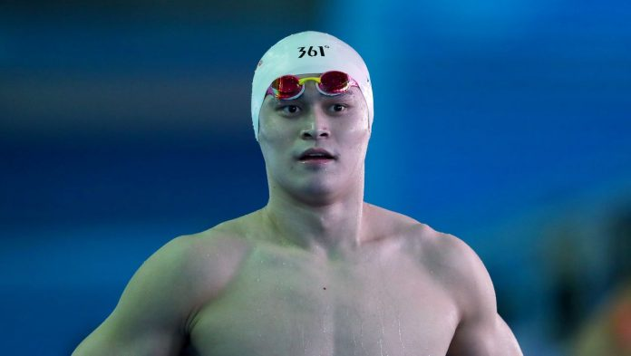 Sun Yang: CAS cuts half of its doping ban to four years
