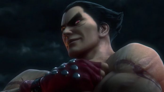 Super Smash Bros.  Ultimate will add Kazuya tomorrow