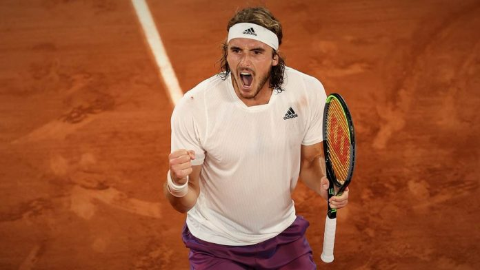 Sverev opponents at the French Open semifinals: Stefanos Tsitsipas wins over Danil Medvedev