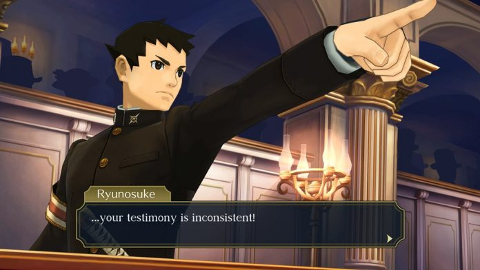 The Great Ace Attorney Chronicles will showcase new and familiar gameplay dynamics