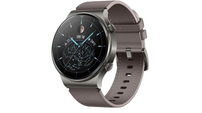 The Huawei Watch GT2 Pro is 36% connected on Amazon