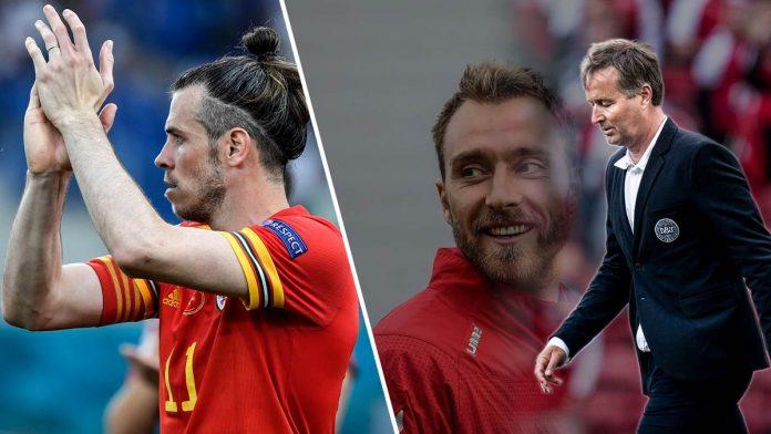 Wales und Dänemark kämpfen um den Einzug ins EM-Viertelfinale.