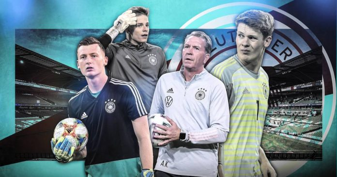 This is how the German Federation wants to save the future of goalkeepers