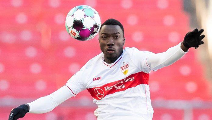 VFP Stuttgart: Silas Vamankituka's real name is Kattomba Mwumba