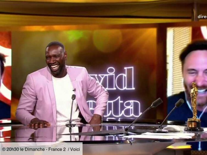 Video Omar Sai was summoned on Sunday night from 8:30 pm: This sartorial detail that made David Gutta laugh out loud
