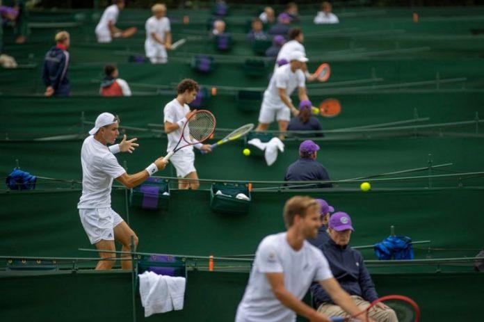 Wimbledon (Q) - Rinderknech, Barrère, Hoang et Bonzi OK, 4/6 des Bleus