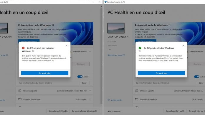 Windows 11: How to test my PC's compatibility and determine if the TPM is active?