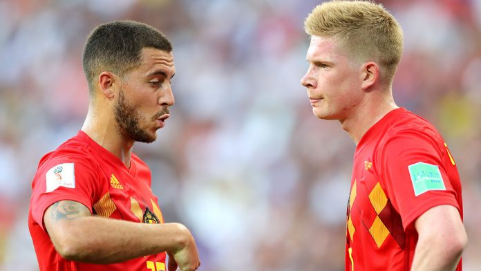 Euro 2020: Belgium still concerned about De Bruyne and Hazard - football