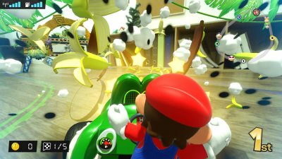 Mario Kart Live: Home Circuit, update 1.1.0 with new free content released