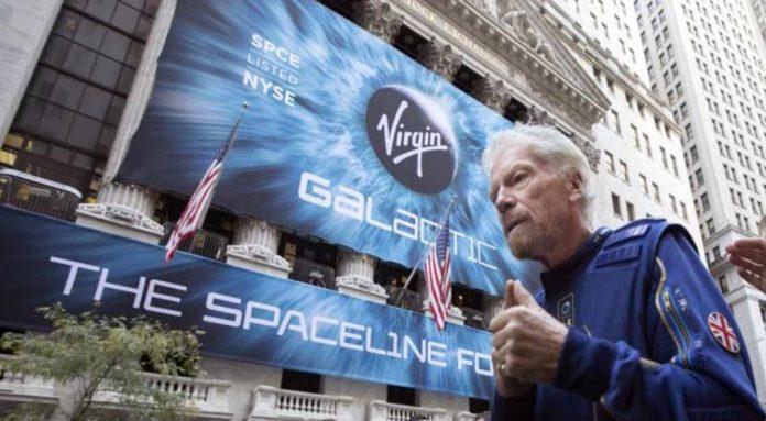 Richard Branson announced space travel before Bezos