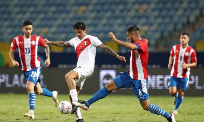 Peru qualifies for the Copa America semi-finals
