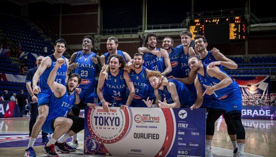 TQO from Belgrade |  Italian snipers beat Serbia to Olympics |  NBA
